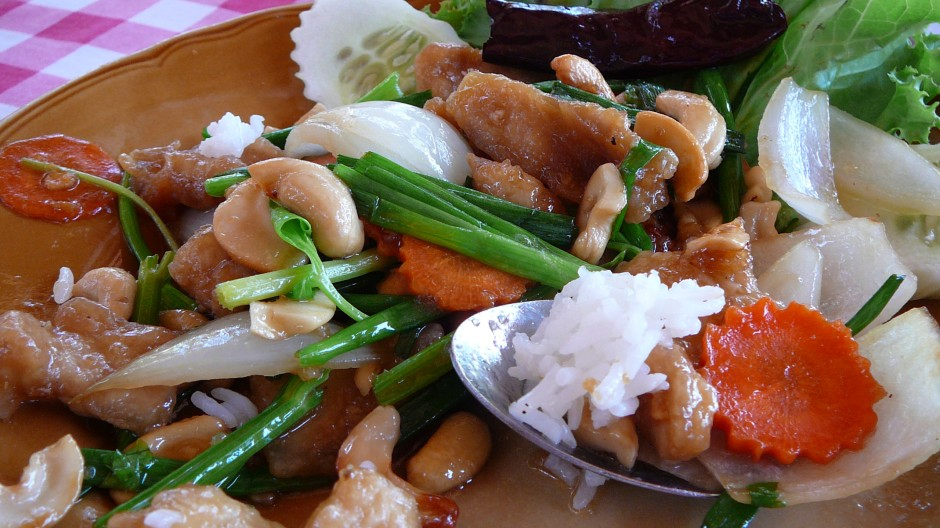restaurant-thaïlandais-nice-bangkok-poulet-noix-de-cajou