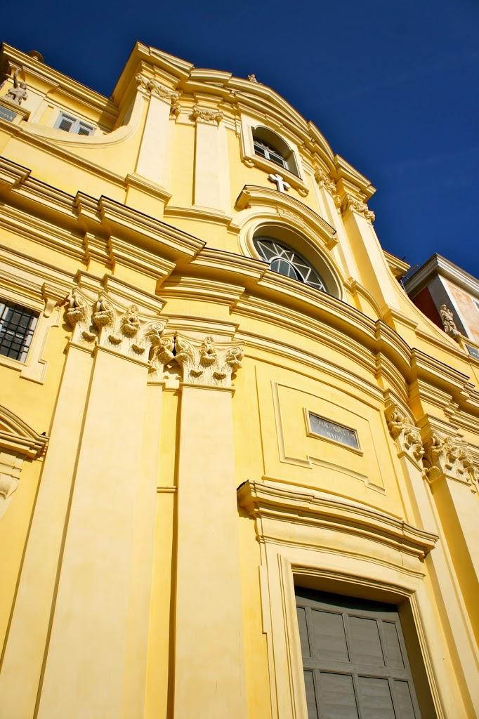 Cathédrale du Vieux-Nice