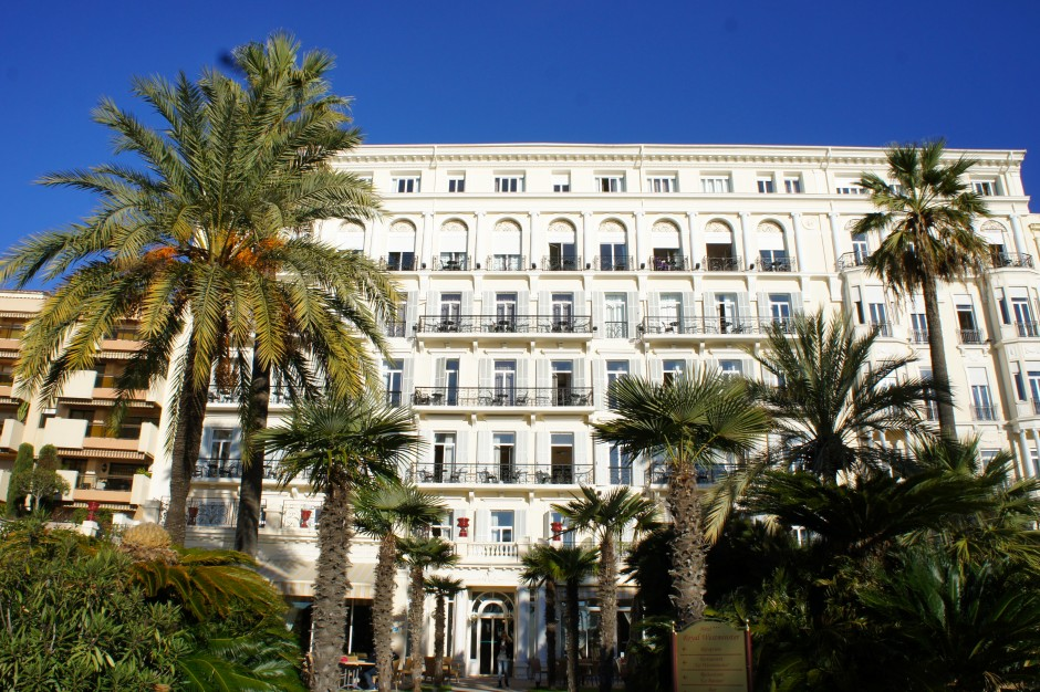 Vacances Bleues Hotel Royal Westminster Menton
