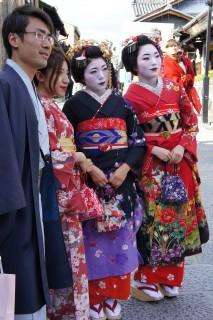 Des geisha