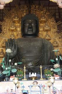 Le plus grand buddha en bronze du monde