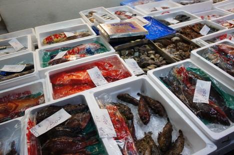 Le plus grand marché aux poissons du monde