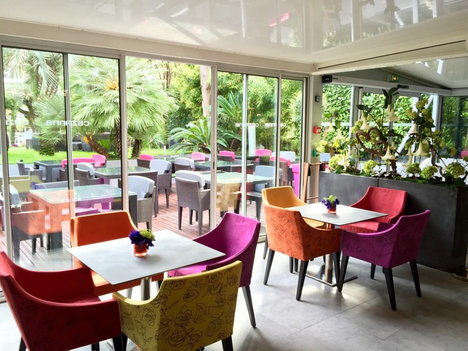 Découverte d'un chouette hôtel à Cannes