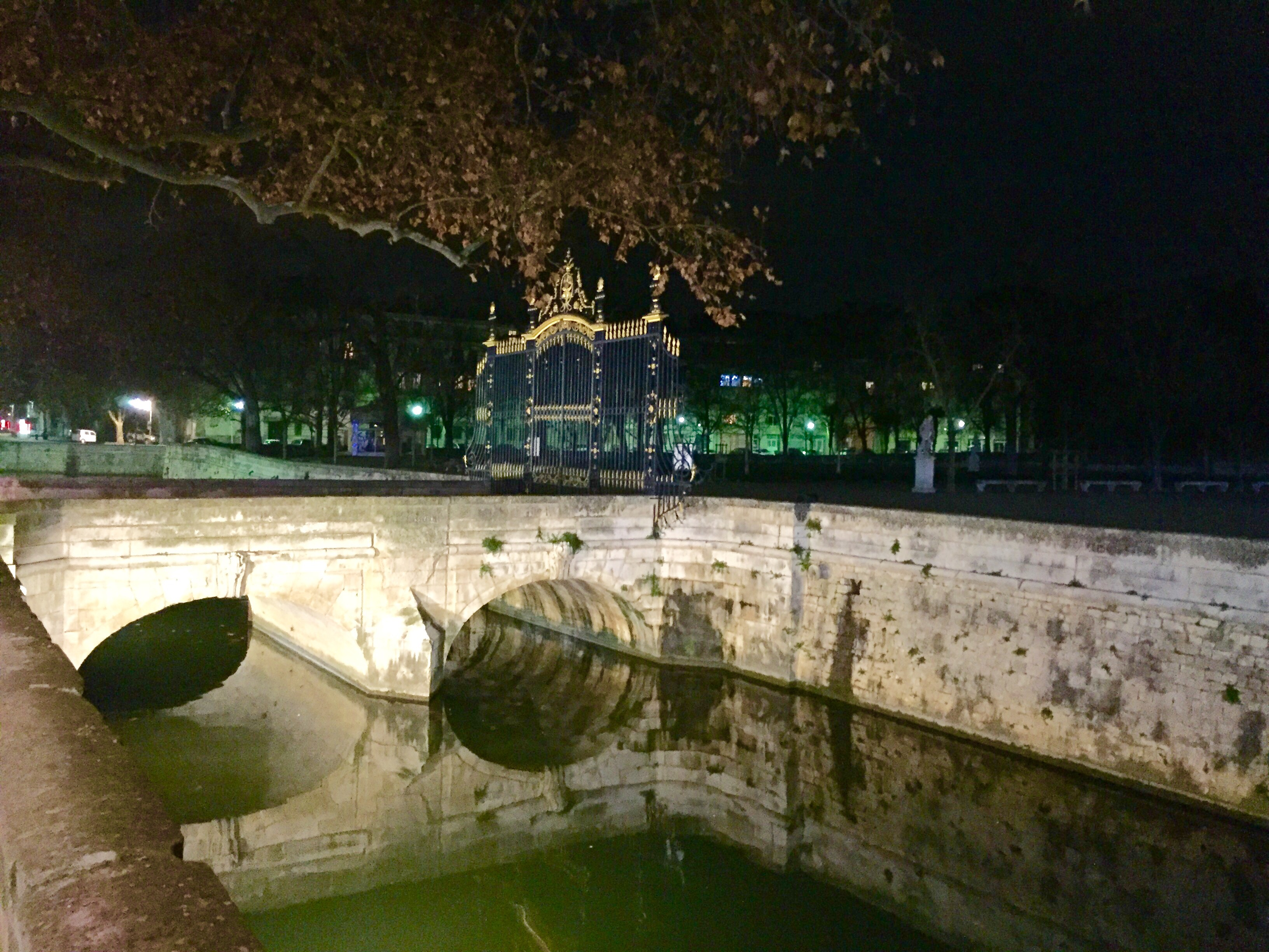week-end à Nîmes