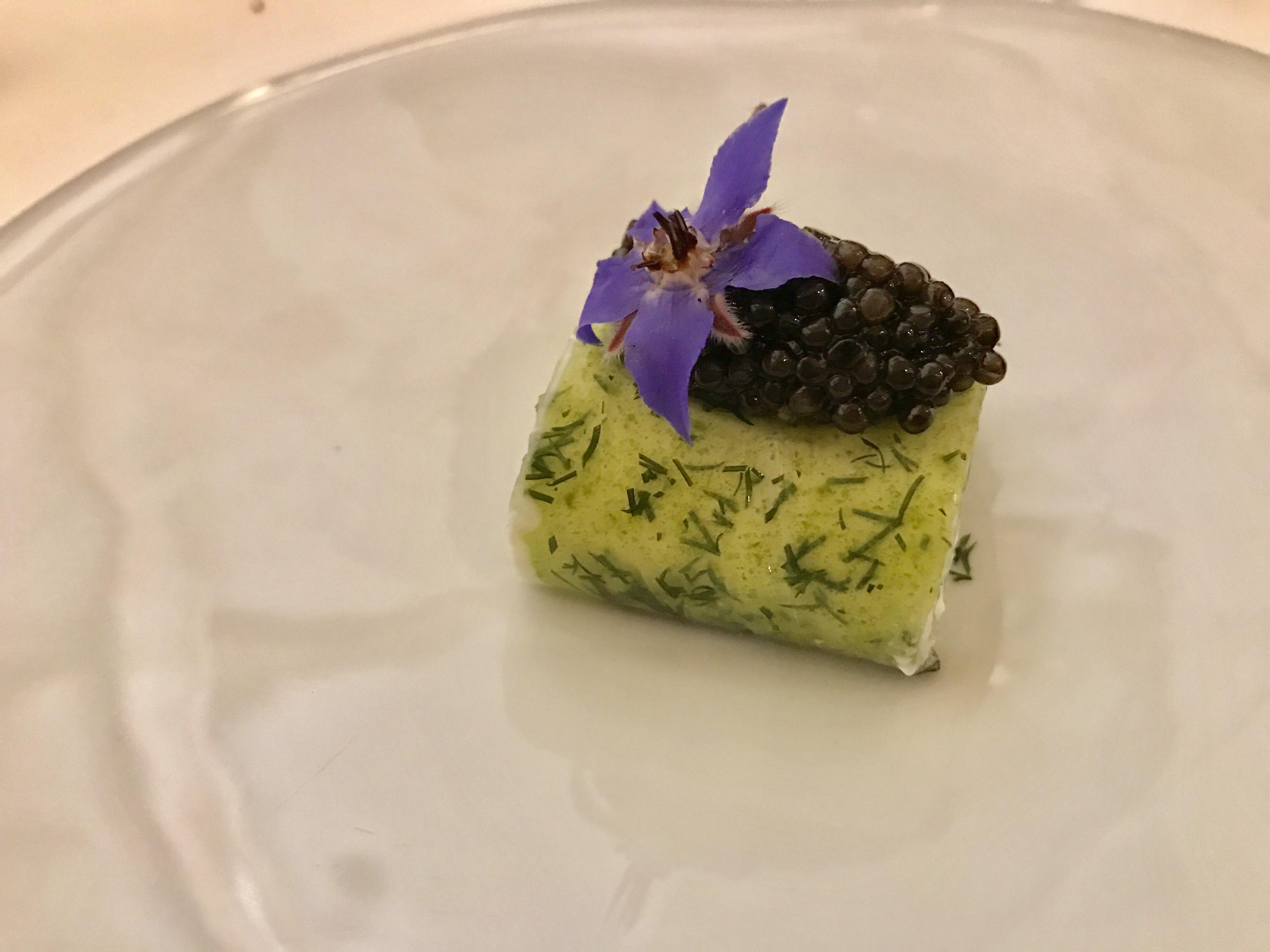 Cannellonis-de-concombre