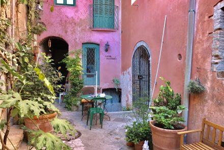 facades colorées