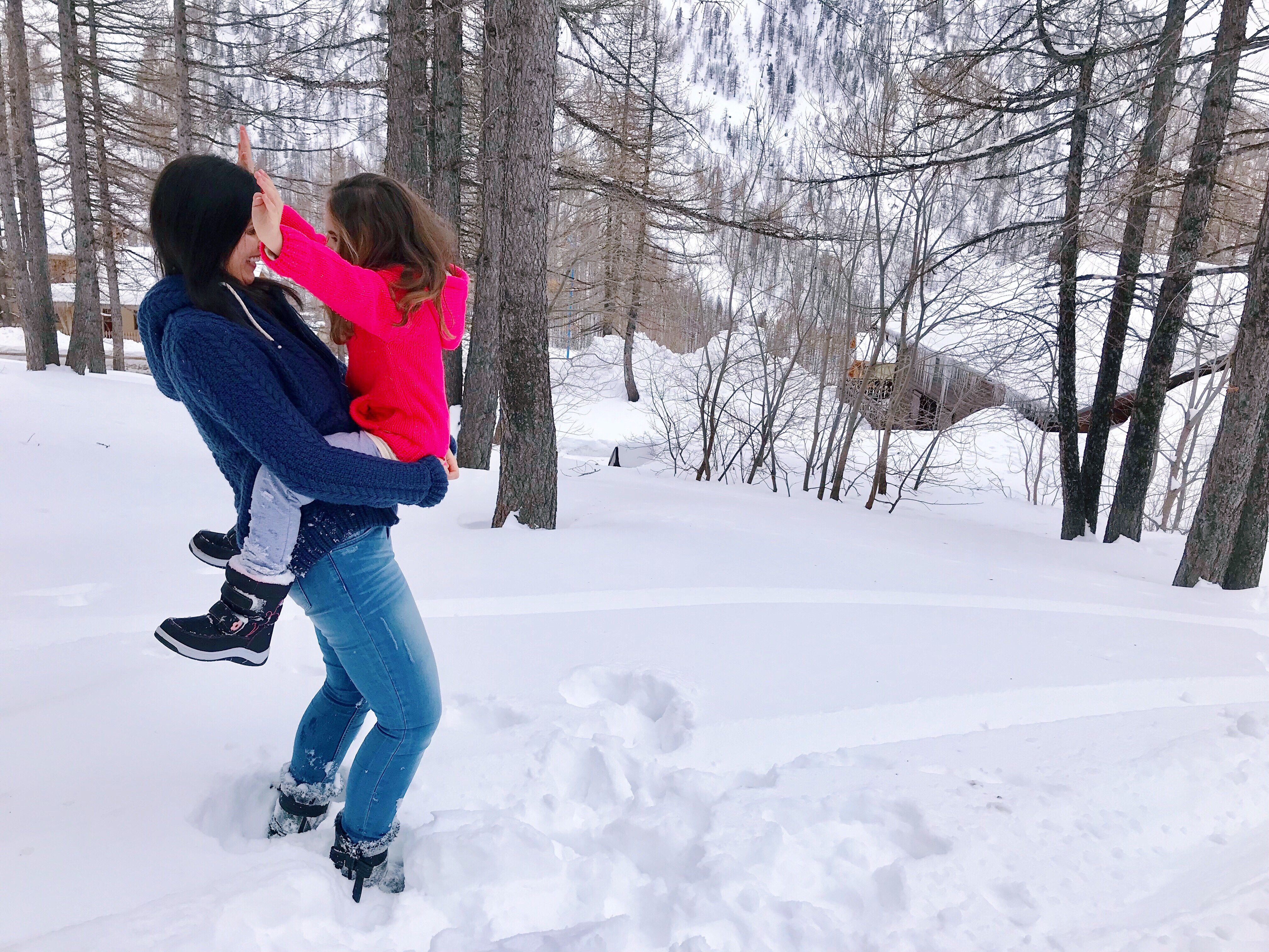 Look neige