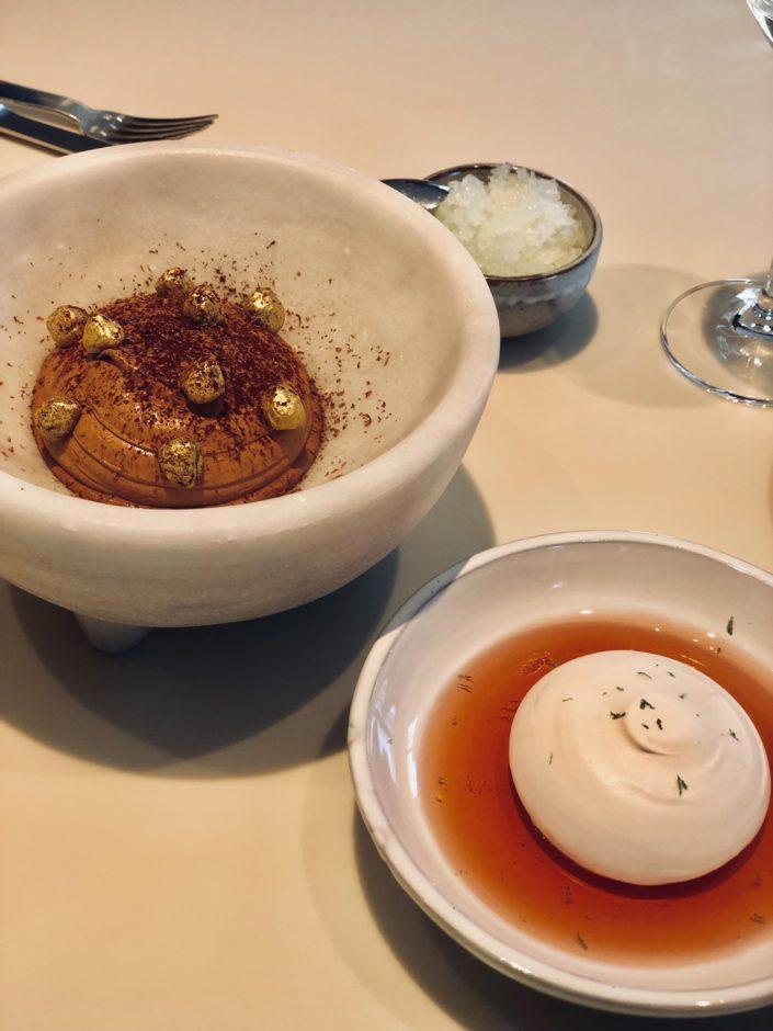 Dessert, Alain ducasse
