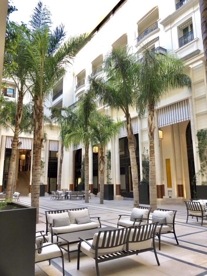 Hôtel de paris Monaco