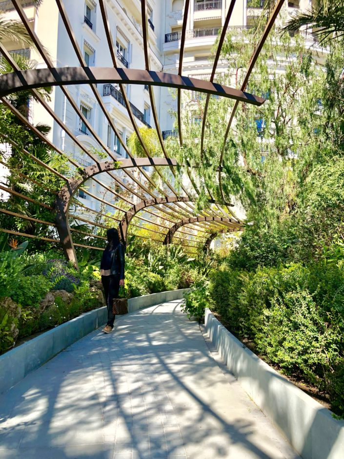 Alain ducasse jardins