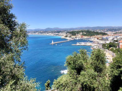 Mont boron Nice